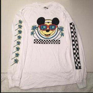 🆕Official Disney Cool Mickey Mouse Long sleeve
